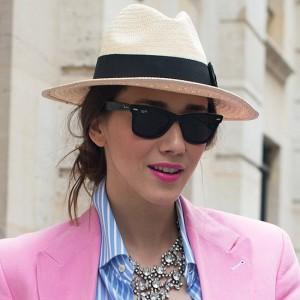 Panama Hat for Women