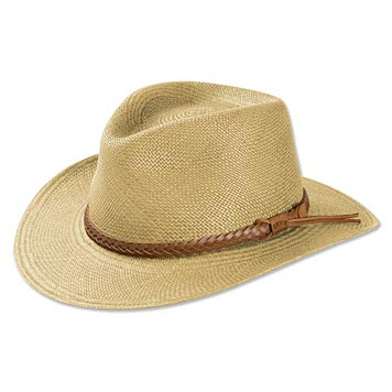 Men's Straw Hats Discover the road to sun protection and adventure with Panama Jack's men's straw hats. Whether you're relaxing by the pool or hiking in the great outdoors, our straw sun hats for men boast the ideal blend of style and sensibility.