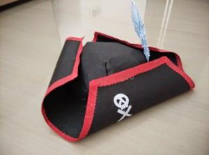Paper Pirate Hat