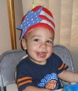 Patriotic Hats for Kids