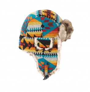 Pendleton Hat with Ear Flaps