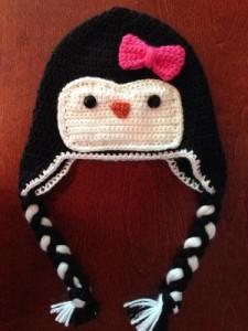 Penguin Hat Pattern