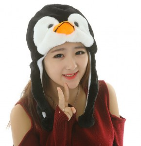 Penguin Hats for Adults