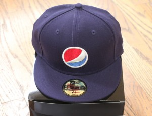 Pepsi Fitted Hats