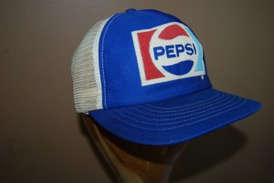 Pepsi Hats Picture