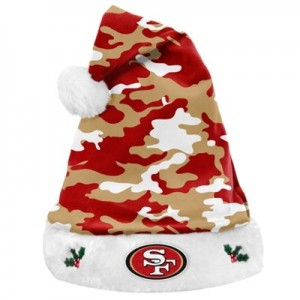 Pictures of Camo Santa Hat