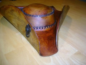 Pictures of Leather Pirate Hat