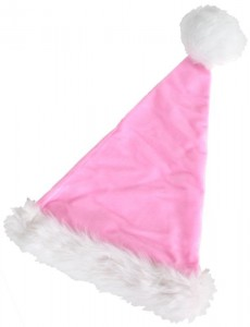 Pictures of Pink Santa Hat