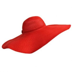 Pictures of Red Floppy Hat