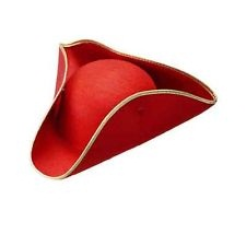 Pictures of Red Pirate Hat