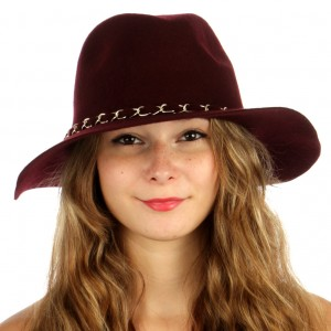 Pictures of Wool Panama Hat