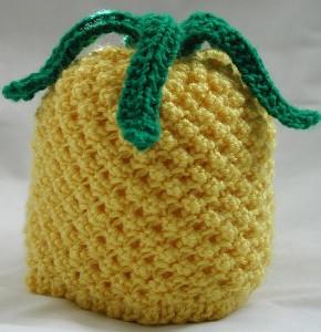 Pineapple Hat Pattern