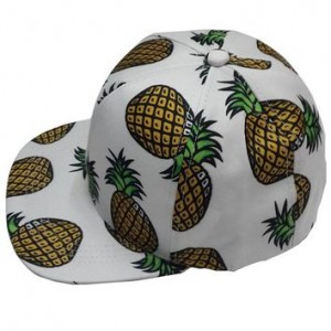 Pineapple Snapback Hats