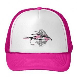 Pink Camo Trucker Hat