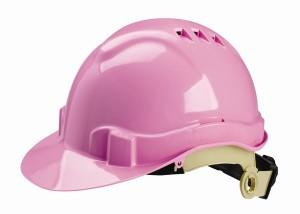 Pink Hard Hat Photos