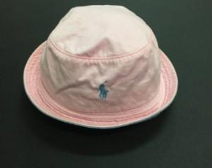 Pink Polo Bucket Hats