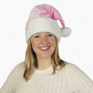 Pink Santa Hat Image