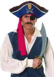 Pirate Captain Hat Picture