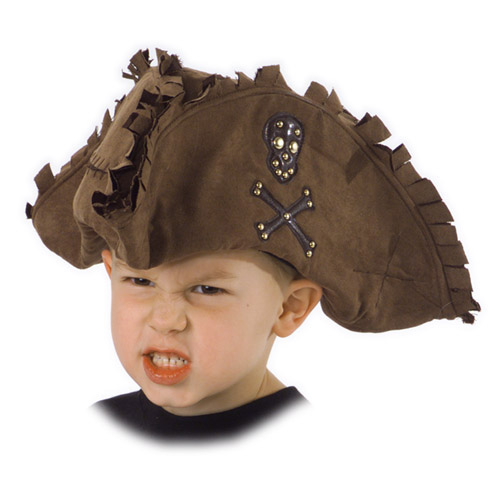 Kids Pirate Hats Tag Hats