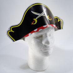 Pirate Hat Paper