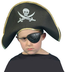 Pirate Hat for Kids