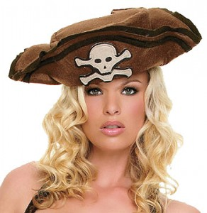 Pirate Hats for Women