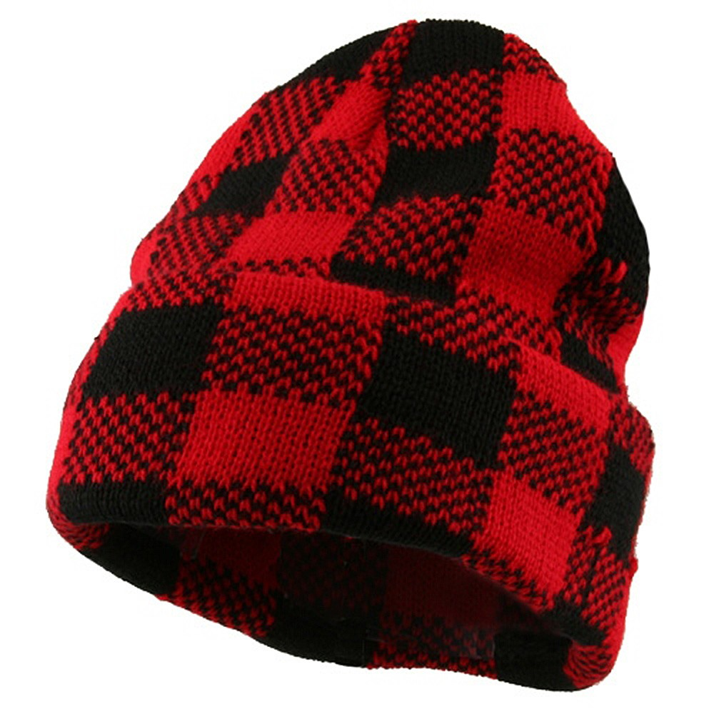 Plaid Hats – Tag Hats f5ac30af830