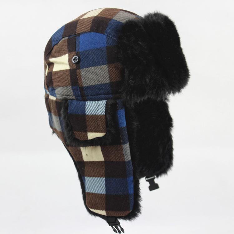 Plaid Hats Tag Hats