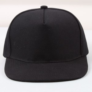 Plain Black Hats