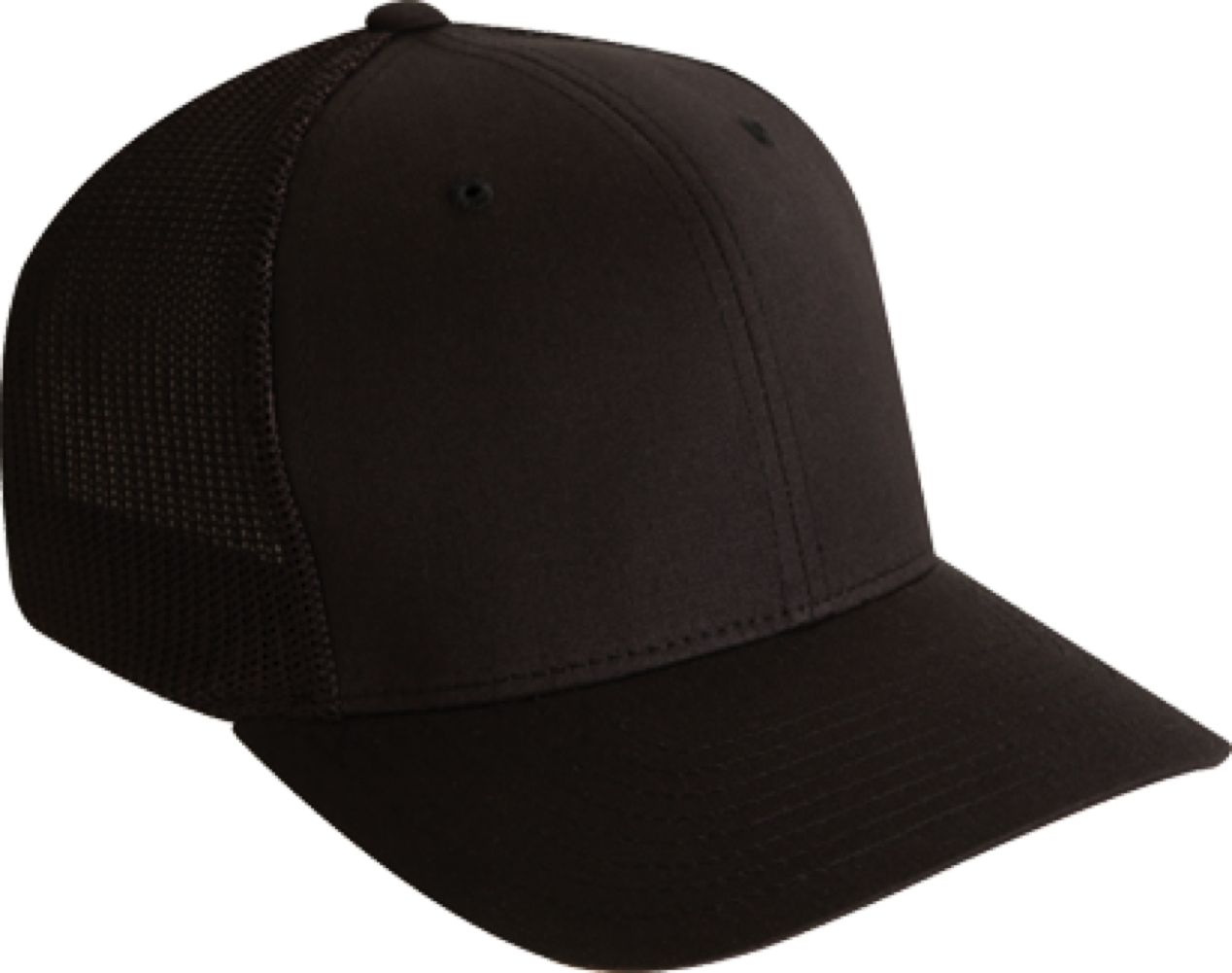 Black Trucker Hats Tag