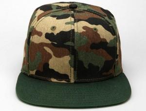 Plain Camo Hats