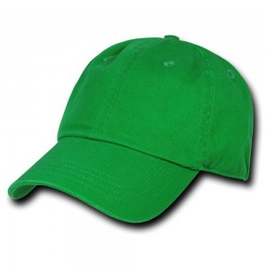 Plain Green Hat
