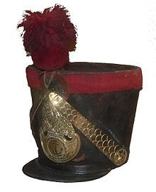 Plumed Military Hat Image