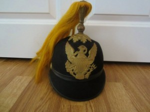 Plumed Military Hat Photos