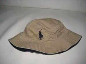 Polo Bucket Hat Khaki