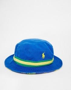 Polo Bucket Hat Men