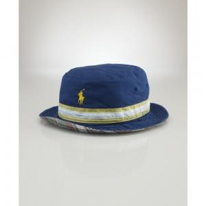 Polo Bucket Hat Reversible