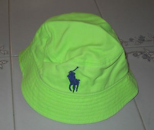 Polo Bucket Hat for Babies