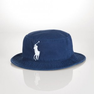 Polo Bucket Hat for Men