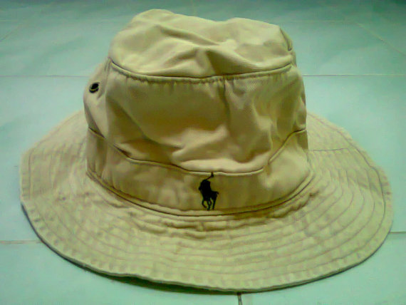Polo bucket hats tag hats for Polo fishing hat