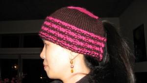 Ponytail Hat Pattern