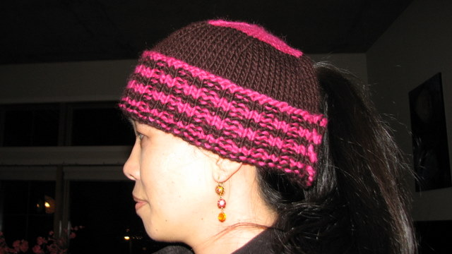 Free Crochet Pattern Ponytail Hat : Ponytail Hats ? Tag Hats