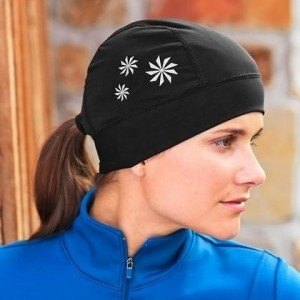 Ponytail Running Hat
