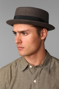 Pork Pie Hat Hipster