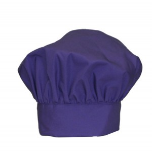 Purple Chef Hat