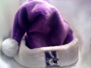 Purple Santa Hats Images