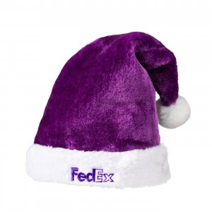 Purple Santa Hats Pictures