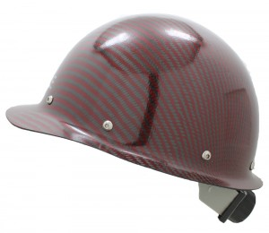 Real Carbon Fiber Hard Hat