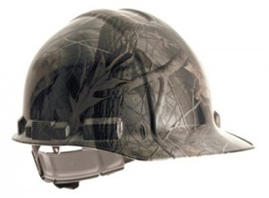 Realtree Camo Hard Hat