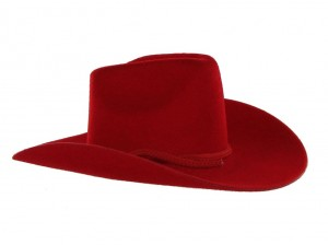 Red Cowboy Hat Images